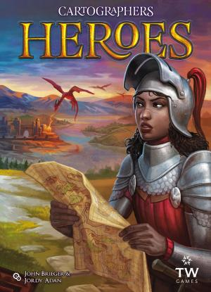 affiche Cartographers Heroes