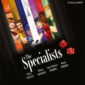 affiche The Specialists