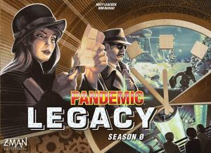 affiche Pandemic Legacy: Saison 0
