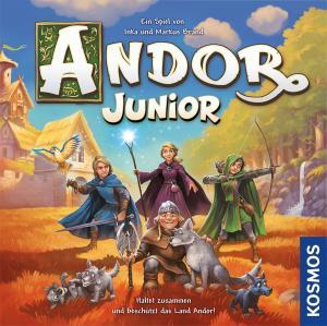 affiche Andor Junior