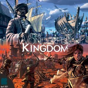 affiche It's a Wonderful Kingdom