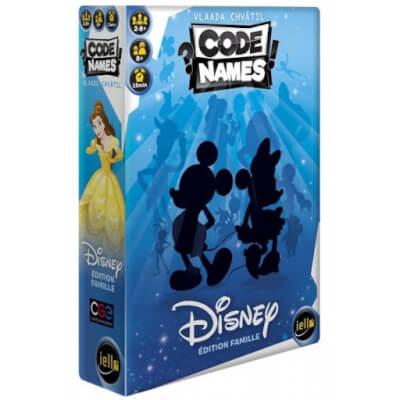 affiche Codenames Disney