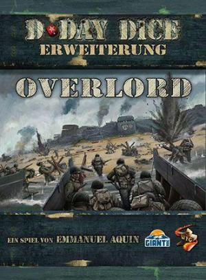 affiche D-Day Dice (Second Edition): Overlord