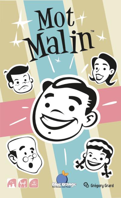 affiche Mot Malin