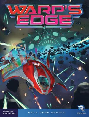 affiche Warp's Edge