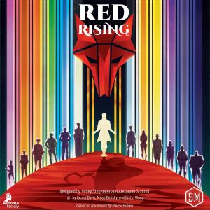 affiche Red Rising