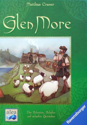 affiche Glen More