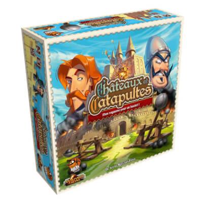 affiche Châteaux et Catapultes
