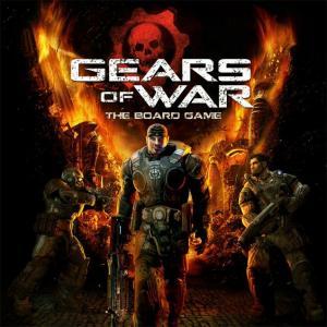 affiche Gears of War : le jeu de plateau