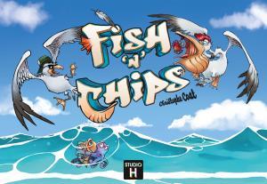 affiche Fish 'n' Chips