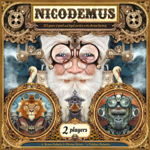 affiche Nicodemus