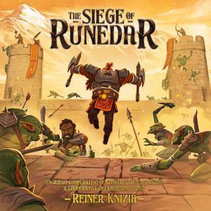 affiche The Siege of Runedar