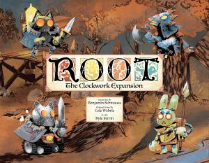 affiche Root: The clockwork expansion
