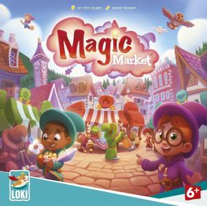 affiche Magic Market