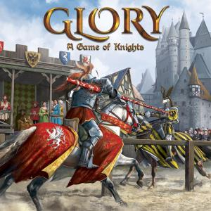 affiche Glory: A Game of Knights