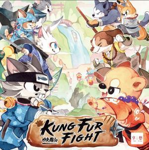 affiche Kung Fur Fight!
