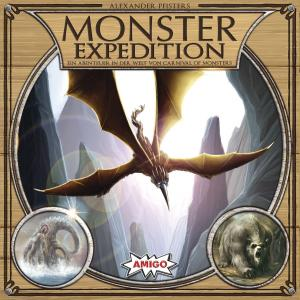 affiche Monster Expedition