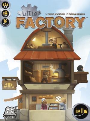 affiche Little Factory