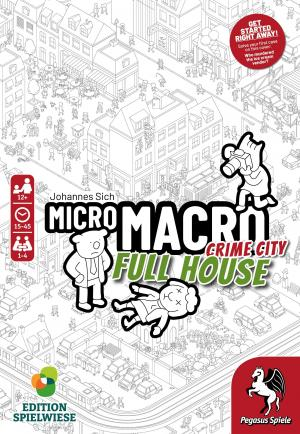 affiche MicroMacro: Crime City – Full House