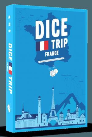 affiche Dice Trip: France