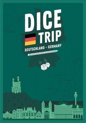 affiche Dice Trip: Deutschland
