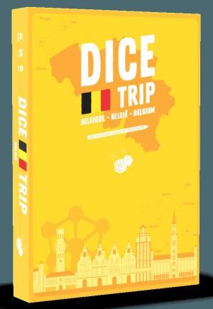 affiche Dice Trip: Belgium