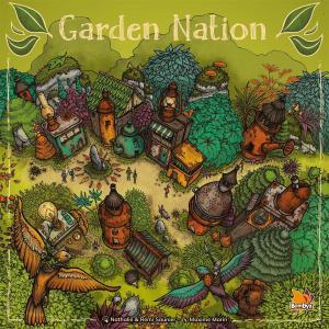 affiche Garden Nation
