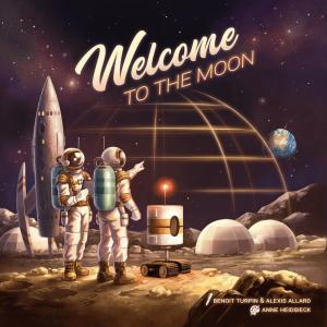 affiche Welcome to the Moon