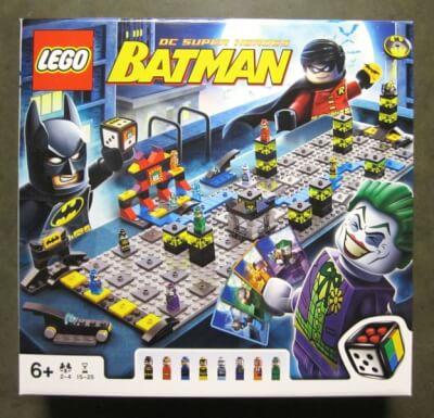 affiche LEGO Batman