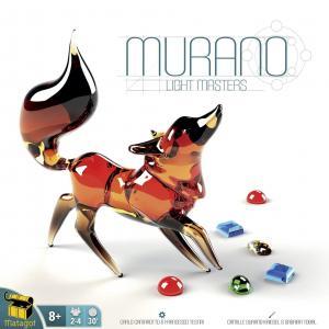 affiche Murano Light Masters