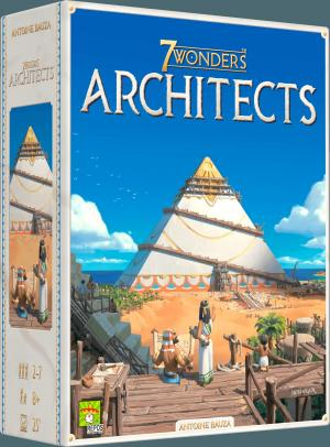 affiche 7 Wonders : Architects