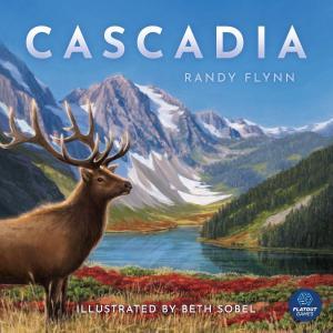 affiche Cascadia