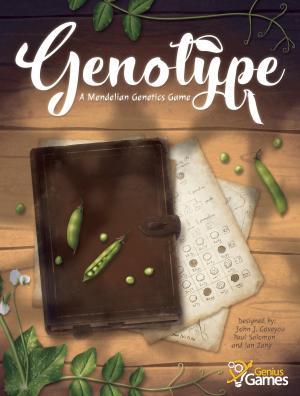 affiche Genotyp: Ein Spiel über die Mendelsche Genetik