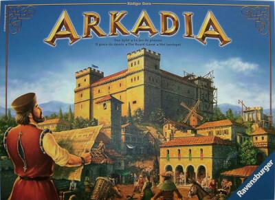 affiche Arkadia
