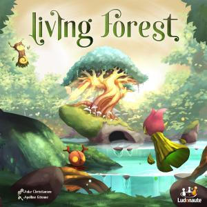 affiche Living Forest