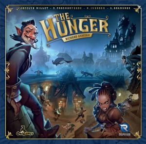 affiche The Hunger