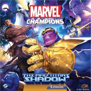 affiche Marvel Champions: El Juego de Cartas – La sombra del Titán Loco
