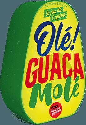 affiche Olé Guacamolé