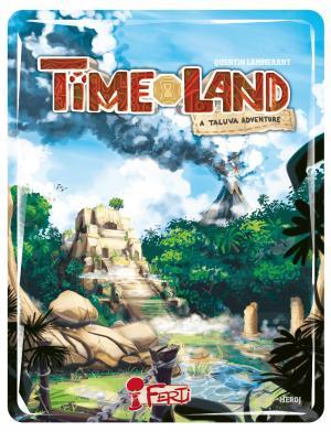 affiche Timeland: A Taluva adventure