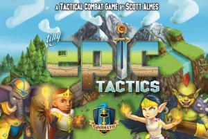 affiche Tiny Epic Tactics