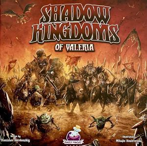 affiche Les Sombres Royaumes de Valeria