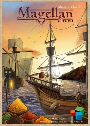affiche Magellan Elcano