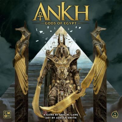affiche Ankh: Bogowie Egiptu