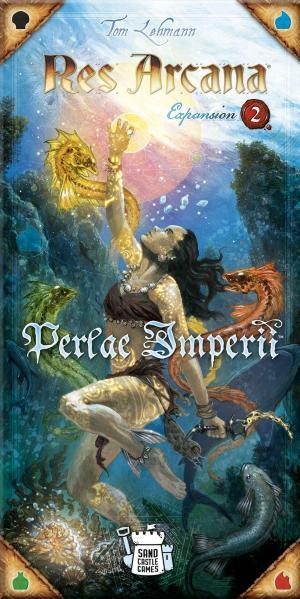 affiche Res Arcana : Perlae Imperii