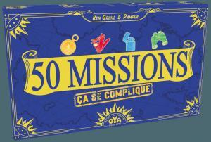 affiche 50 Missions: Ça se complique