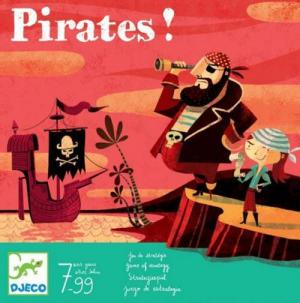 affiche Pirates !