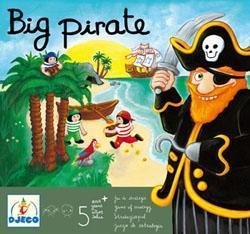affiche Big Pirate