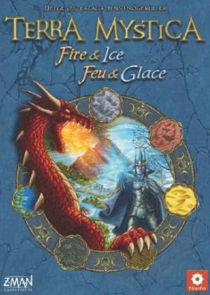 affiche Terra Mystica: Feu et Glace