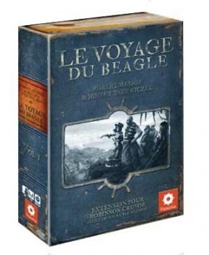 affiche Robinson Crusoe: Le Voyage du Beagle