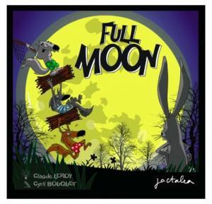 affiche Full Moon